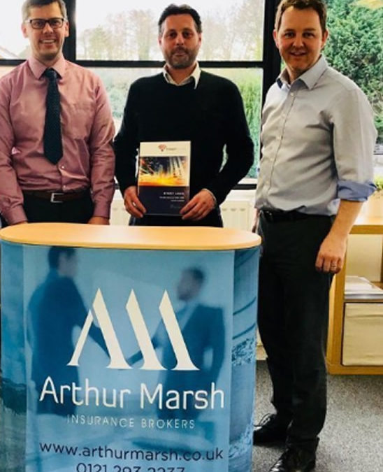 Camera Telematics partners with Arthur Marsh Insurance