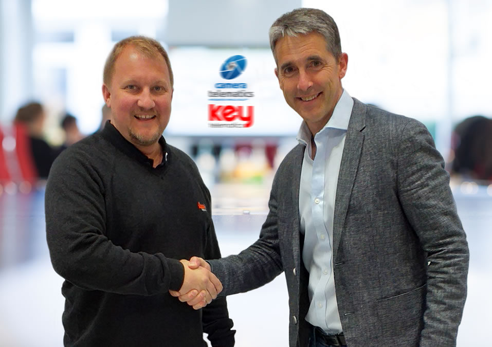 Camera Telematics' target worldwide markets and resellers with agreement with Key Telematics