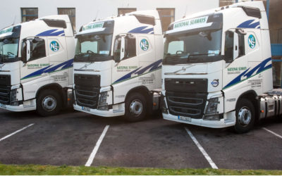 National Seaways Freight 'game-changing' installation of Camera Telematics' four-camera solution